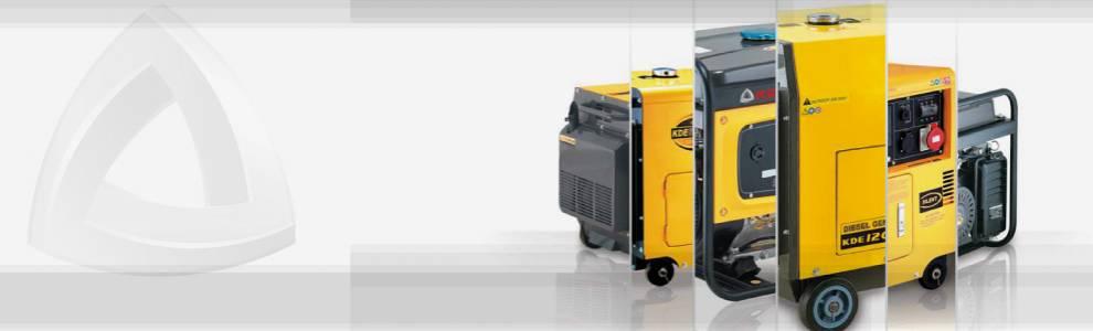 Generadores Diesel AVR